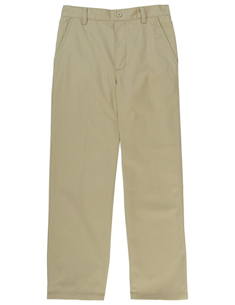 French Toast Boys' Pull-On Pant Khaki