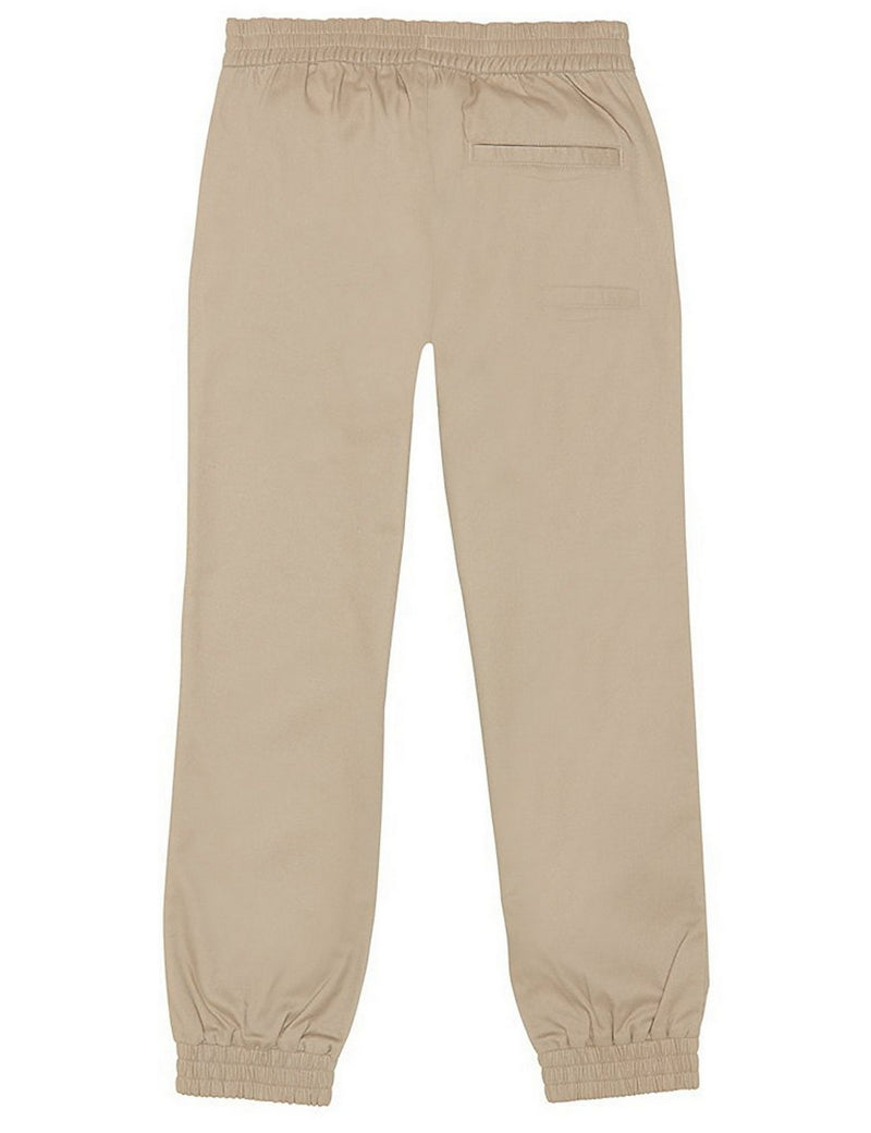 French Toast Boys' Pull-on Jogger Khaki