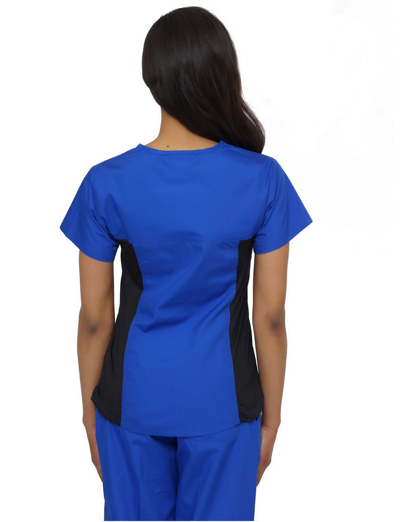 Lizzy-B Stretch Inset Set (New Fit) Royal
