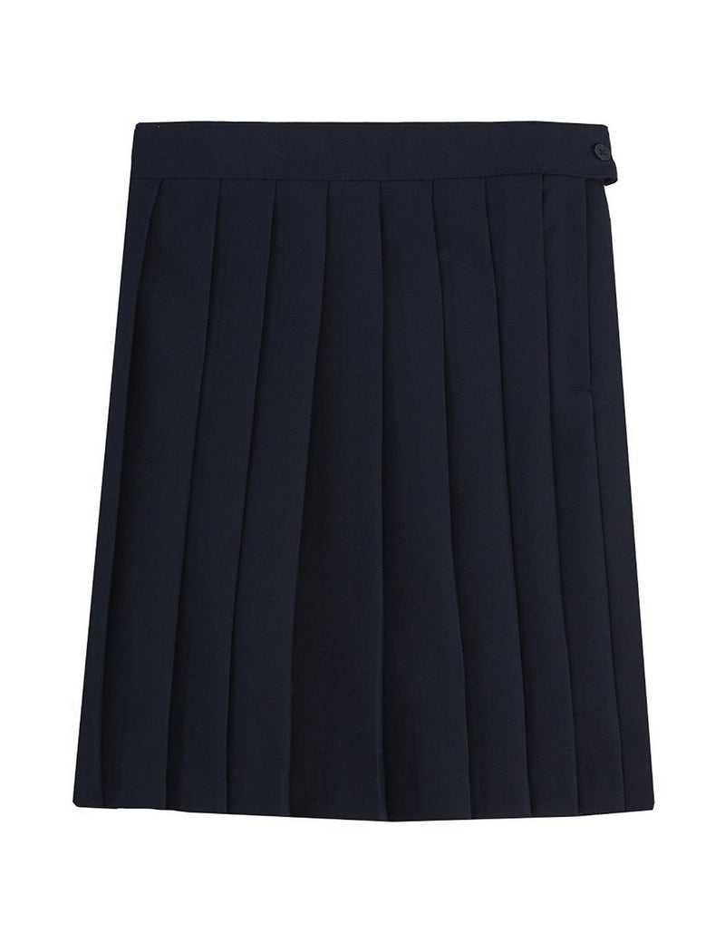 French Toast Girls' Pleated Skirt Navy