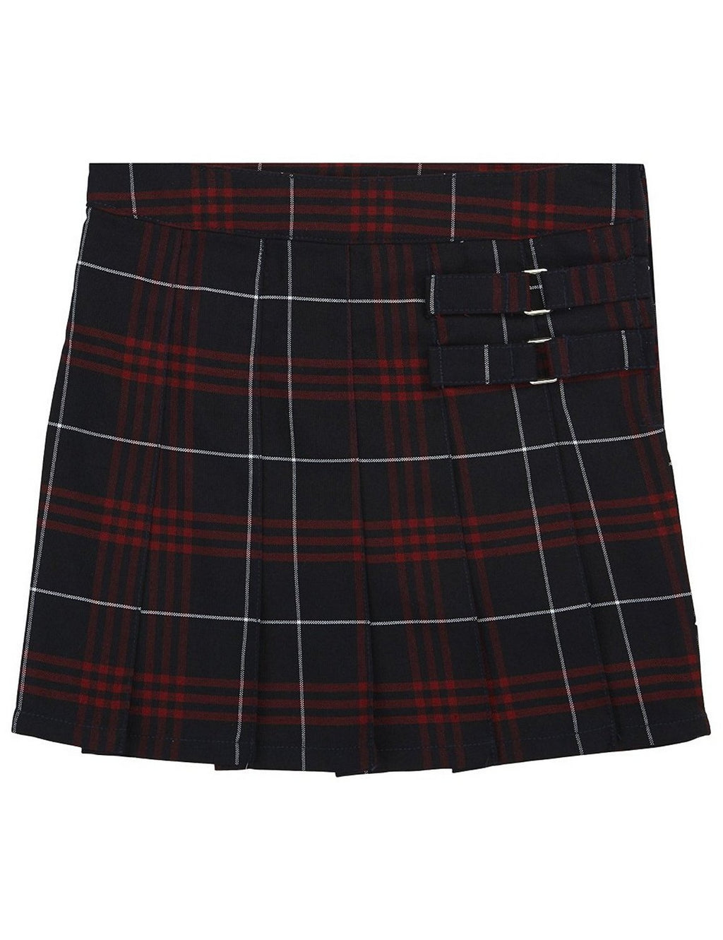 french-toast-girls'-plaid-pleated-scooter