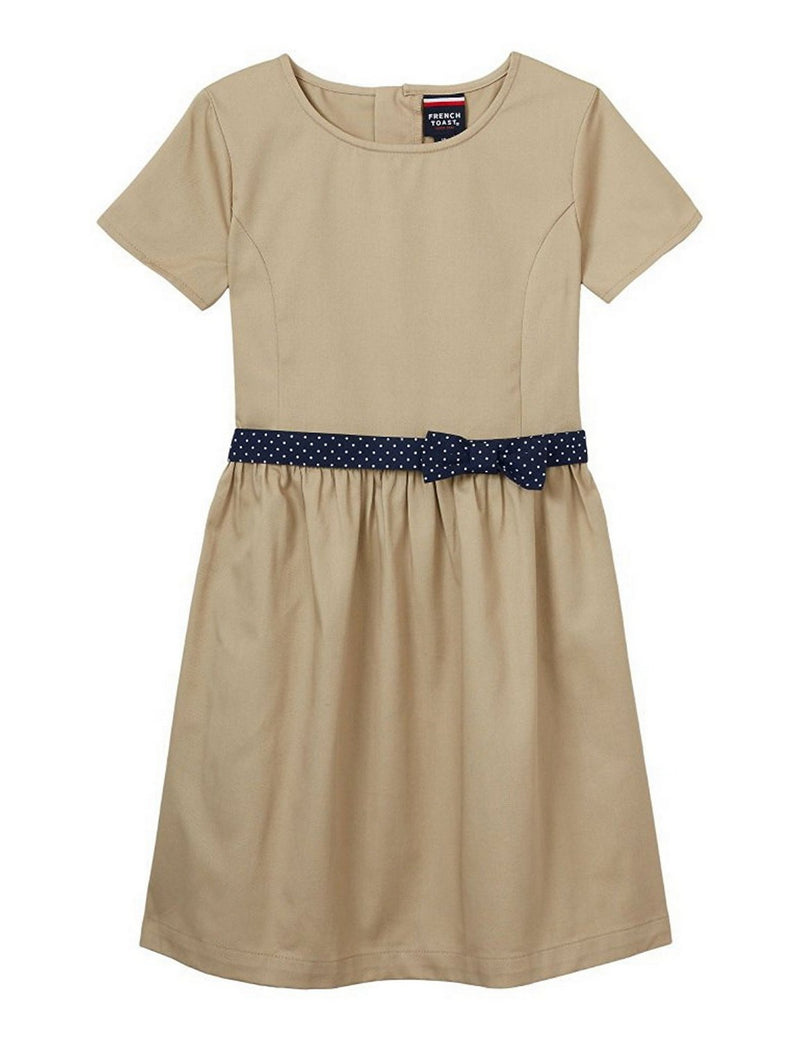 french-toast-girls'-fit-and-flare-dress