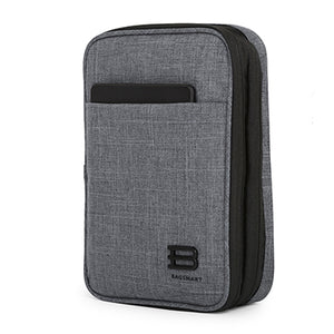 BAGSMART Portable Accessories Bag For SD Card, USB Cable, Kindle, iPad, Charger