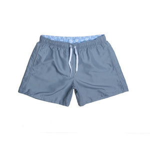 CKAHSBI Quick Dry Swim Shorts For Men