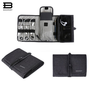 BAGSMART Portable Digital Accessories Organizer