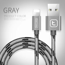 TORRAS Braided Fast Charge USB Cable For iPad iPhone 8 6 6s 7 Plus 5 5s SE X