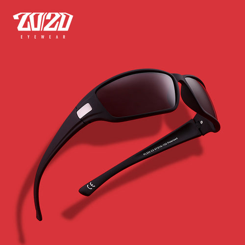 20/20 Men's Polarized Sunglasses