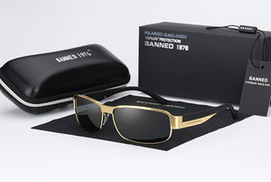 BANNED 1976 UV400 Sunglasses
