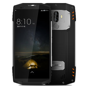 "IP68 BLACKVIEW BV9000 3 Cameras  5.7""18:9 FHD Screen Octa-core Smartphone Android 7.1 4+64GB 4180mAh NFC Mobile Phone Waterproof"