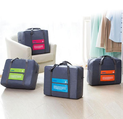 Nylon Waterproof Carry on Packing Cube Travel Bag