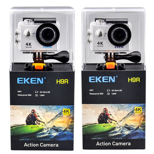 EKEN H9 H9R Ultra FHD 4K 25FPS Wifi Action Waterproof Extreme Pro Sport Camera 30M 1080p 60fps