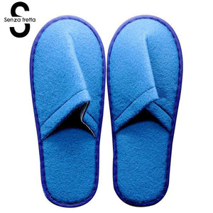 Senza Fretta Pair of Hotel Slippers