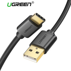 Ugreen USB Type C Cable for Oneplus 5 Samsung S9 Huawei P10 Nintendo Switch USB-C