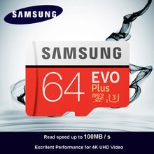 Samsung EVO Plus 64GB Micro SD Card