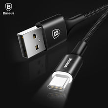 Baseus USB Type C Cable For Samsung Galaxy S9 S8 Note 8 Xiaomi Mi 5 Oneplus 6