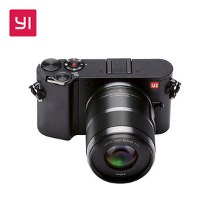 YI M1 Mirrorless Digital Camera 720RGB H264 With YI 12-40mm F3.5-5.6 Zoom Lens LCD RAW 20MP Video Recorder International Version