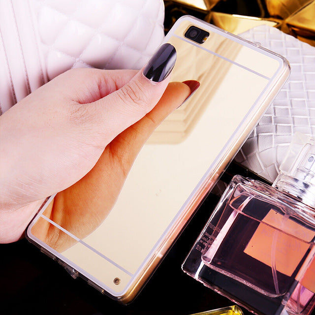 GVU Luxury Soft Phone Case For Huawei P8 P8 Lite P9 P9 Lite P9 Plus P10 P10 Lite P10 Plus