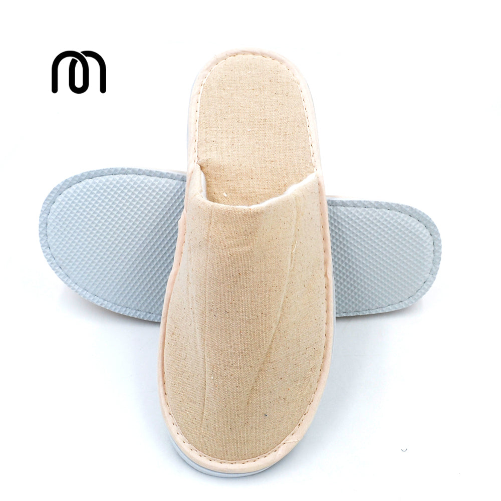 10 Pairs Disposable Hotel Slippers