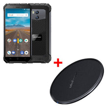 "Ulefone Armor X IP68 Waterproof Android 8.1 5.5"" HD Quad Core 2GB+16GB NFC Face ID Wireless Charge Smartphone"