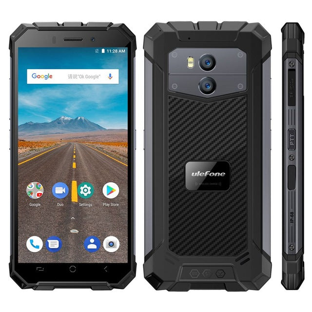Ulefone Armor X IP68 Waterproof Android 8.1 5.5