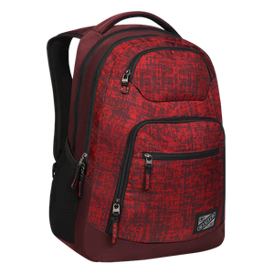 TRIBUNE LAPTOP BACKPACK (Red Genome) - ملحقات رياضية