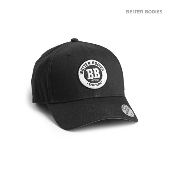 MENS BASEBALL CAP (Black/Grey) - ملحقات رياضية