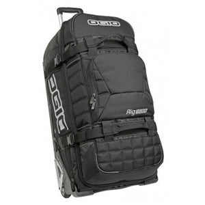 RIG 9800 ROLLING LUGGAGE BAG (Stealth) - ملحقات رياضية