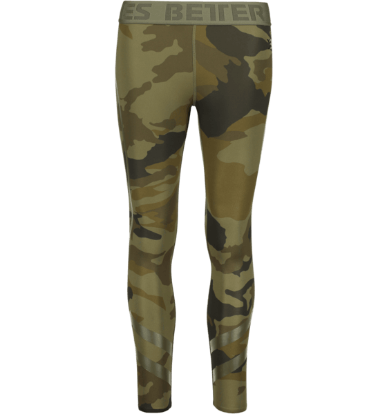 CHELSEA TIGHTS (Dark Green Camo) - ملابس رياضية