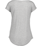 GRACIE TEE (Grey Melange) - ملابس رياضية