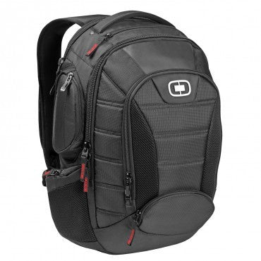BANDIT LAPTOP BACKPACK (Black) - ملحقات رياضية