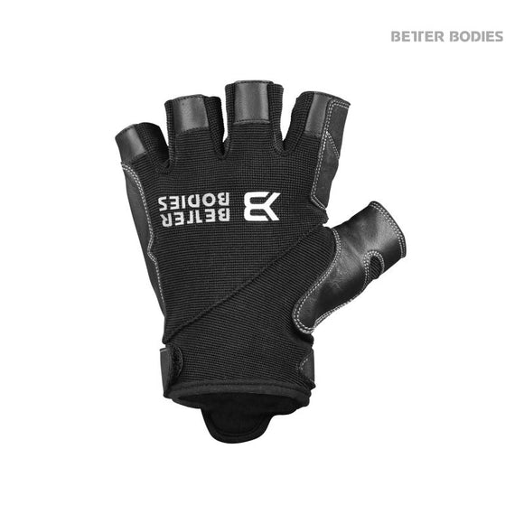 PRO GYM GLOVES (Black/Black) - ملحقات رياضية