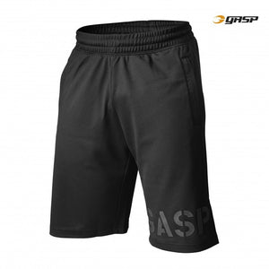ESSENTIAL MESH SHORTS (Black) - ملابس رياضية