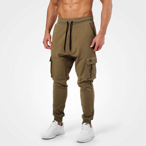 BRONX CARGO SWEATPANTS (Khaki Green) - ملابس رياضية