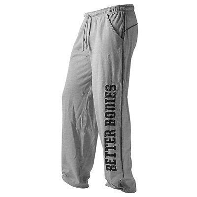 BB GYM PANT (Grey Melange) - ملابس رياضية