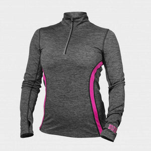 PERFORMANCE MID LS (Graphite/Pink) - ملابس رياضية