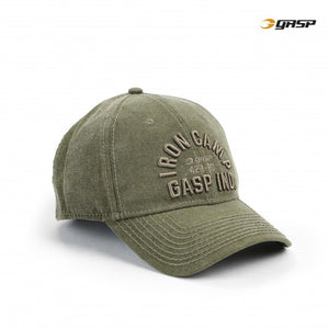 THROWBACK CAP (Military Olive) - ملحقات رياضية