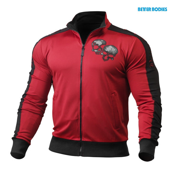 MENS FLEX JACKET (Jester Red) - ملابس رياضية