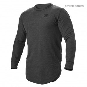 HARLEM THERMAL L/S (Graphite Melange) - ملابس رياضية