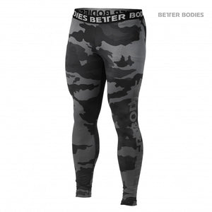 HUDSON LOGO TIGHTS (Dark Camo) - ملابس رياضية