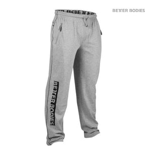 BB GYM SWEATPANTS (Grey Melange) - ملابس رياضية