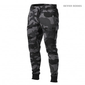 TAPERED JOGGERS (Dark Camo) - ملابس رياضية