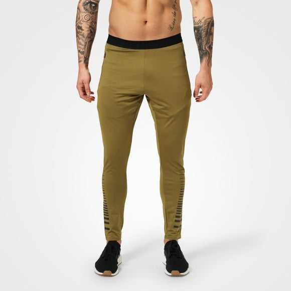 BROOKLYN GYM PANTS (Military Green) - ملابس رياضية