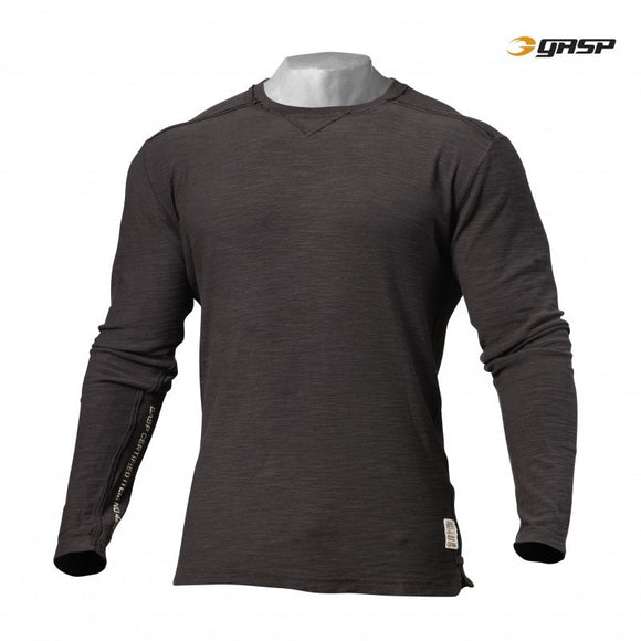 BROAD STREET L/S (Dark Grey) - ملابس رياضية