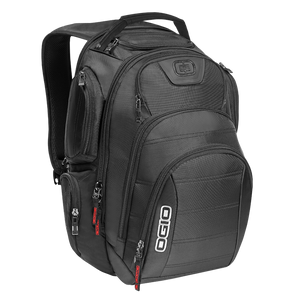 GAMBIT LAPTOP BACKPACK (Black) - ملحقات رياضية