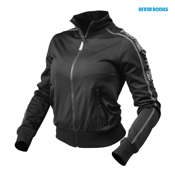 WOMENS FLEX JACKET (Black) - ملابس رياضية