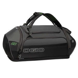 ENDURANCE 9.0 DUFFEL BAG (Black/Charcoal) - ملحقات رياضية