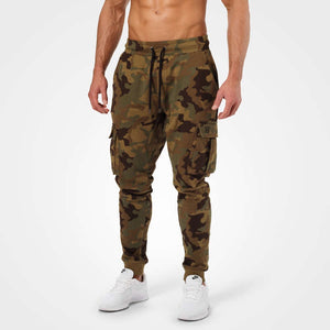 BRONX CARGO SWEATPANTS (Military Camo) - ملابس رياضية