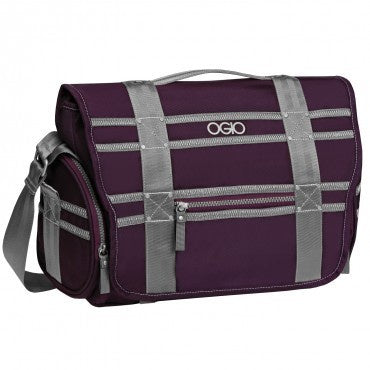 MONACO MESSENGER BAG (Purple) - ملحقات رياضية