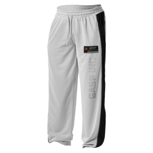 NO1 MESH PANT (White/Black) - ملابس رياضية