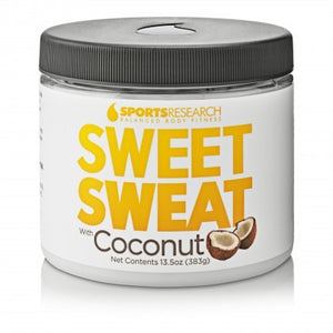 SWEET SWEAT XL JAR-COCONUT (13.5 oz) - ملحقات رياضية